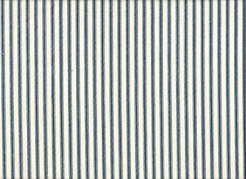Exceptional French Country Ticking Stripe Nautical Blue 72u0026quot; Round Tablecloth Cotton