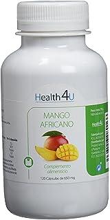 H4U Mango Africano 120 cápsulas de 650 mg