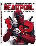 Deadpool 1+2 Th Cut Bd+dhd-cb [Blu-ray] (Bilingual)