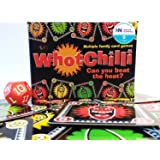 Whotchilli Cards with Multiple Unique Family Games and More to Follow – Fun, Educational, Ideal for Travel and Home, Age 6+, by PLYT Games