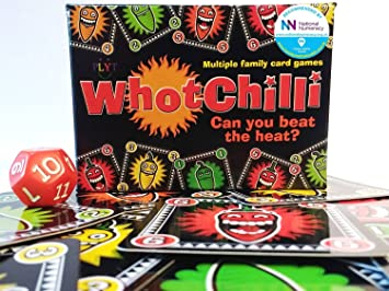 Whotchilli Tarjetas Con Multiples Juegos Familiares Y Mas Juegos