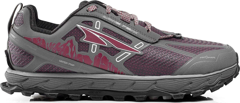   ALTRA Women's ALW1855L Lone Peak 4 Low RSM Waterproof Trail Running Shoe   Trail Running