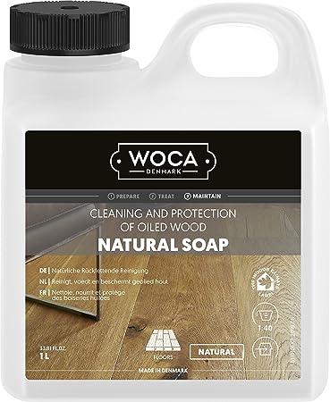 Woca Natural Soap - Natural - 1 Litre: Amazon.es: Bricolaje y herramientas