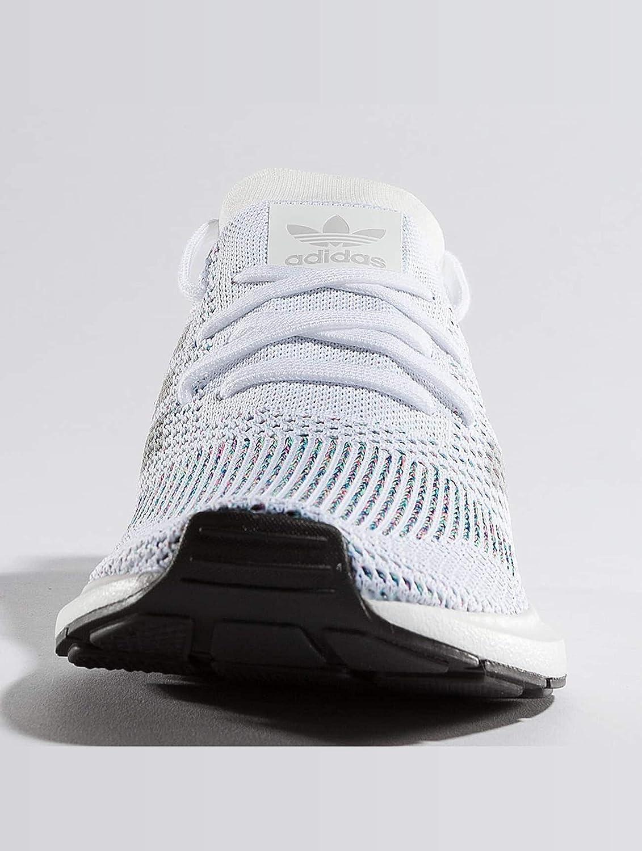 adidas Swift Run Primeknit, Chaussures de Running Mixte Adulte Weiß (Ftwbla / Casbla / Negbas)