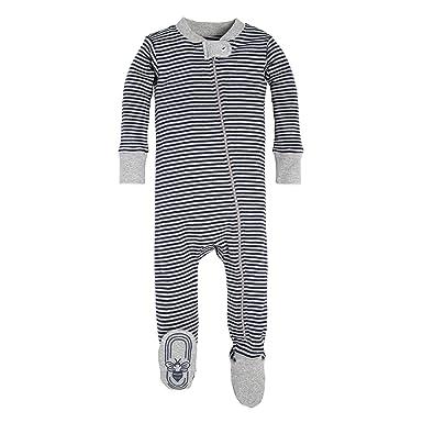 4524d0cf4 Amazon.com  Burt s Bees Baby Baby Boys  Unisex Pajamas