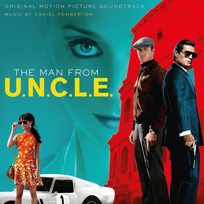Original Motion Picture Soundtrack Man From U N C L E Amazon Com Music