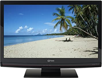 Funai LT850-M32BB - Televisor de alta definición (LCD, 81,2 cm (32 pulgadas), sintonizador DVB-T, HDMI), color negro: Amazon.es: Electrónica