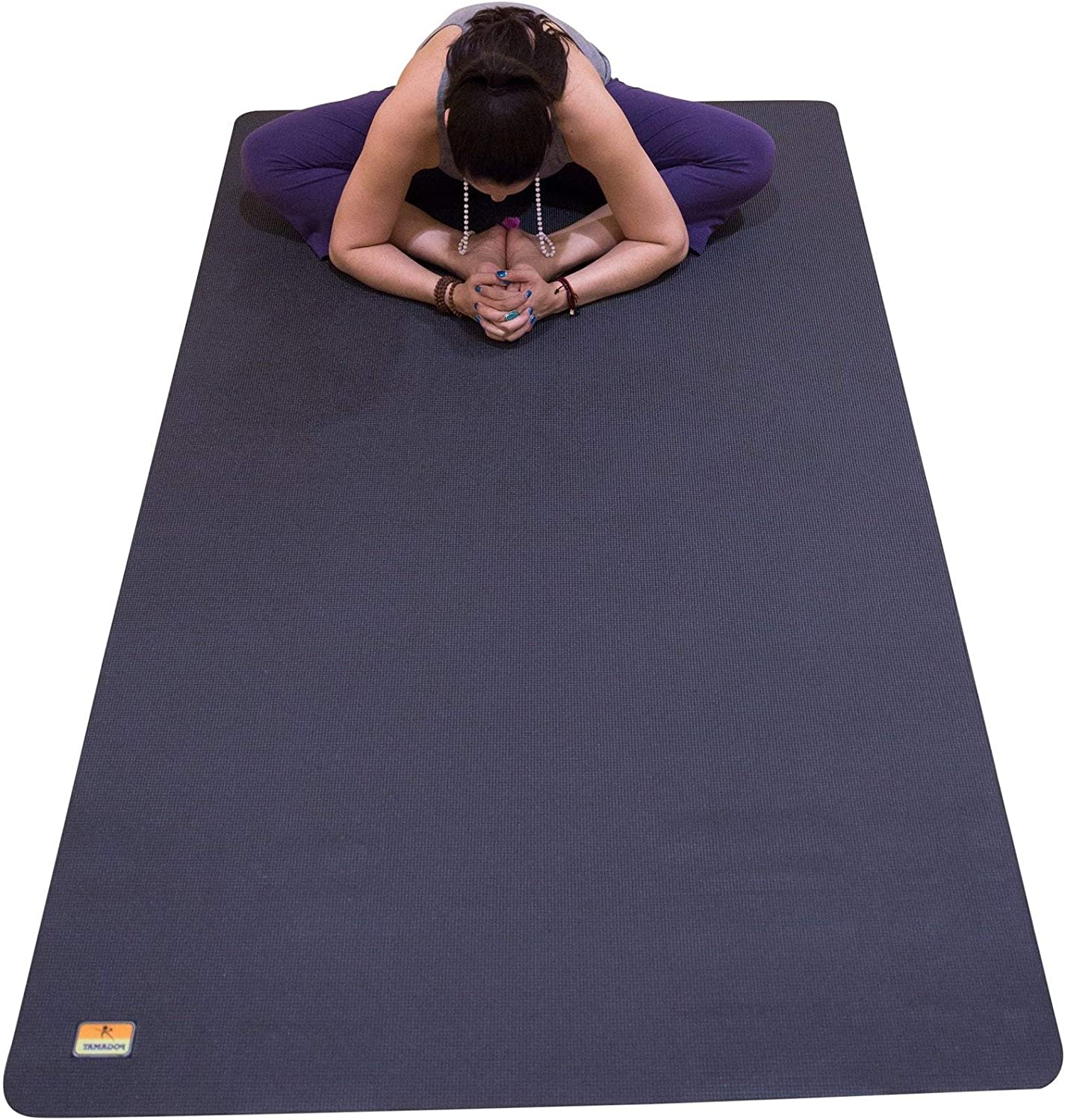 Pogamat XXL Yoga Mat and Barefoot Exercise Mat - 84