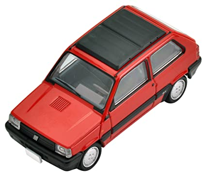 Tomica Limited Vintage Neo 1/64 LV-N131b Fiat Panda CLX (red)