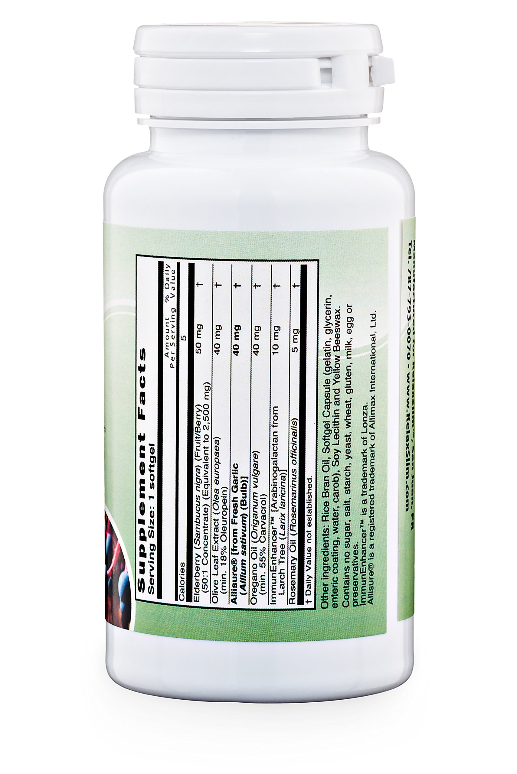 RelaxSlim Candida Albicans Treatment, Formulated by Award Winning Metabolism and Weight Loss Specialist- Full Detox and Cleanse of Fungus for Health and Weight Loss Aid by RelaxSlim  (Image #12)