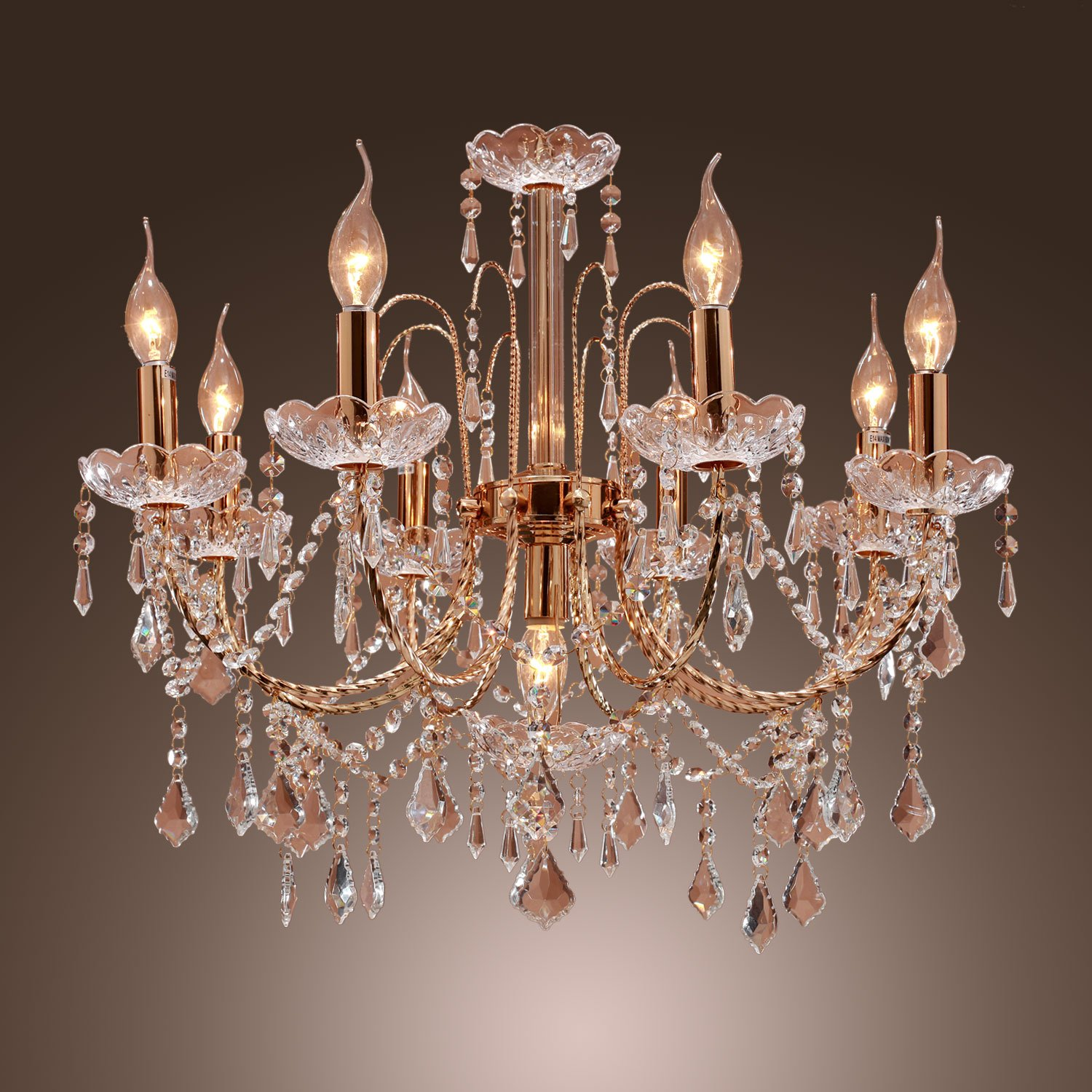 ch therese crystal chrome light marie impex products lighting chandelier