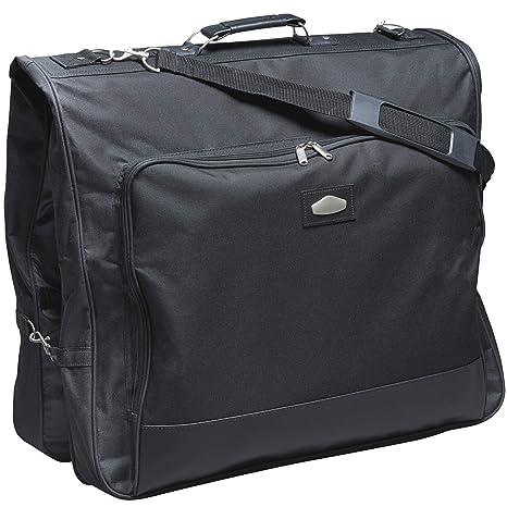 Borsa porta abiti da viaggio - Custodia per abiti tasca del vestito  poliestere nero xl 39091 01addb53019