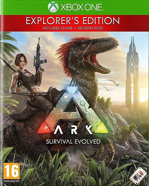 Ark Survival Evolved: Explorers Edition: Amazon.es: Videojuegos