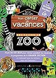 Cahier de vacances Une Saison Au Zoo Grande Section