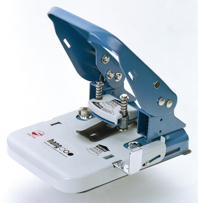 PunchNBind - Locher mit Ösenheftung, Ein Gerät -zwei Funktionen - erst lochen, dann Ösen dann Ösen hang 789-0006