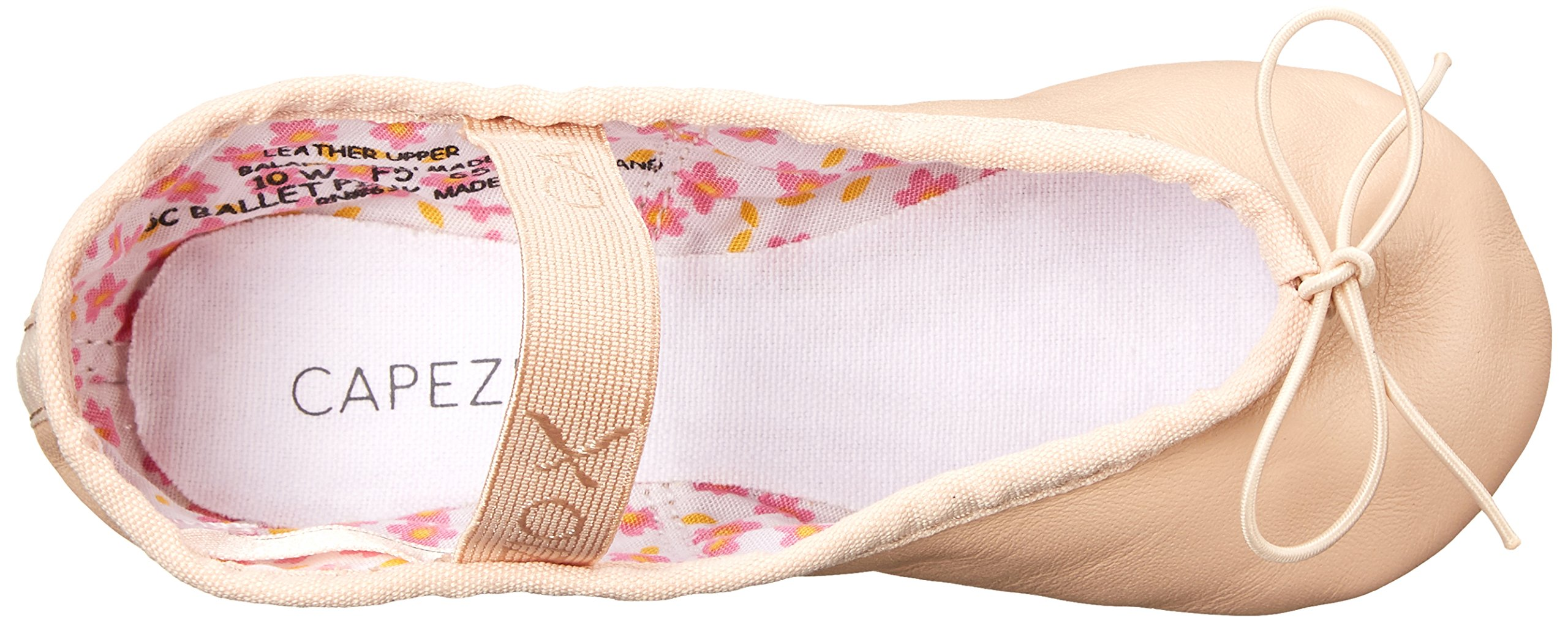 Capezio Daisy 205 Ballet Shoe (Toddler/Little Kid),Ballet Pink,8 M US Toddler by Capezio (Image #9)