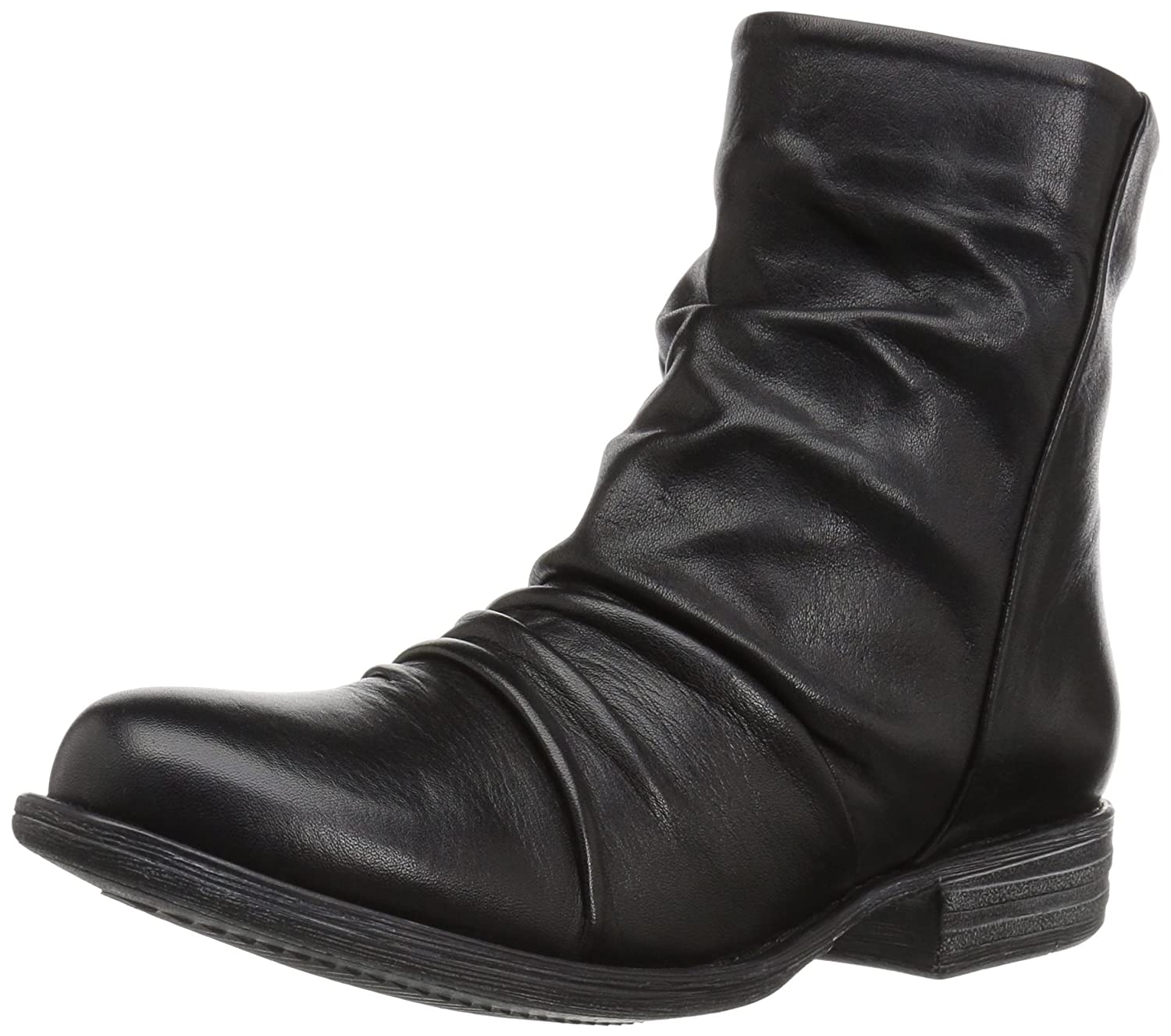 Miz Mooz Women's Lane Ankle Boot B06XP2B2HJ 6 B(M) US|Black