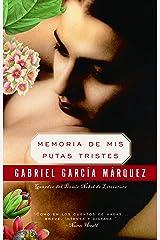 Memoria de mis putas tristes (Spanish Edition) Kindle Edition