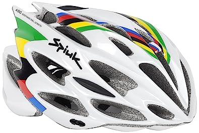 Spiuk Nexion - Casco de ciclismo, diseño WCH, talla 53-61