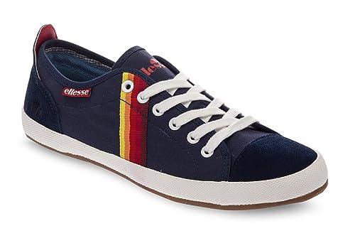 Ellesse Trapani, Zapatillas para Hombre, Azul Marino, 42 EU: Amazon.es: Zapatos y complementos