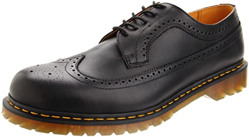 pretty nice 694ba 0337e Dr. Martens Men s Saxon 3989 Wingtip Oxford,Black,15 UK (16 US