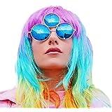 Plurfect Lights ユニセックス・アダルト カラー: ブルー