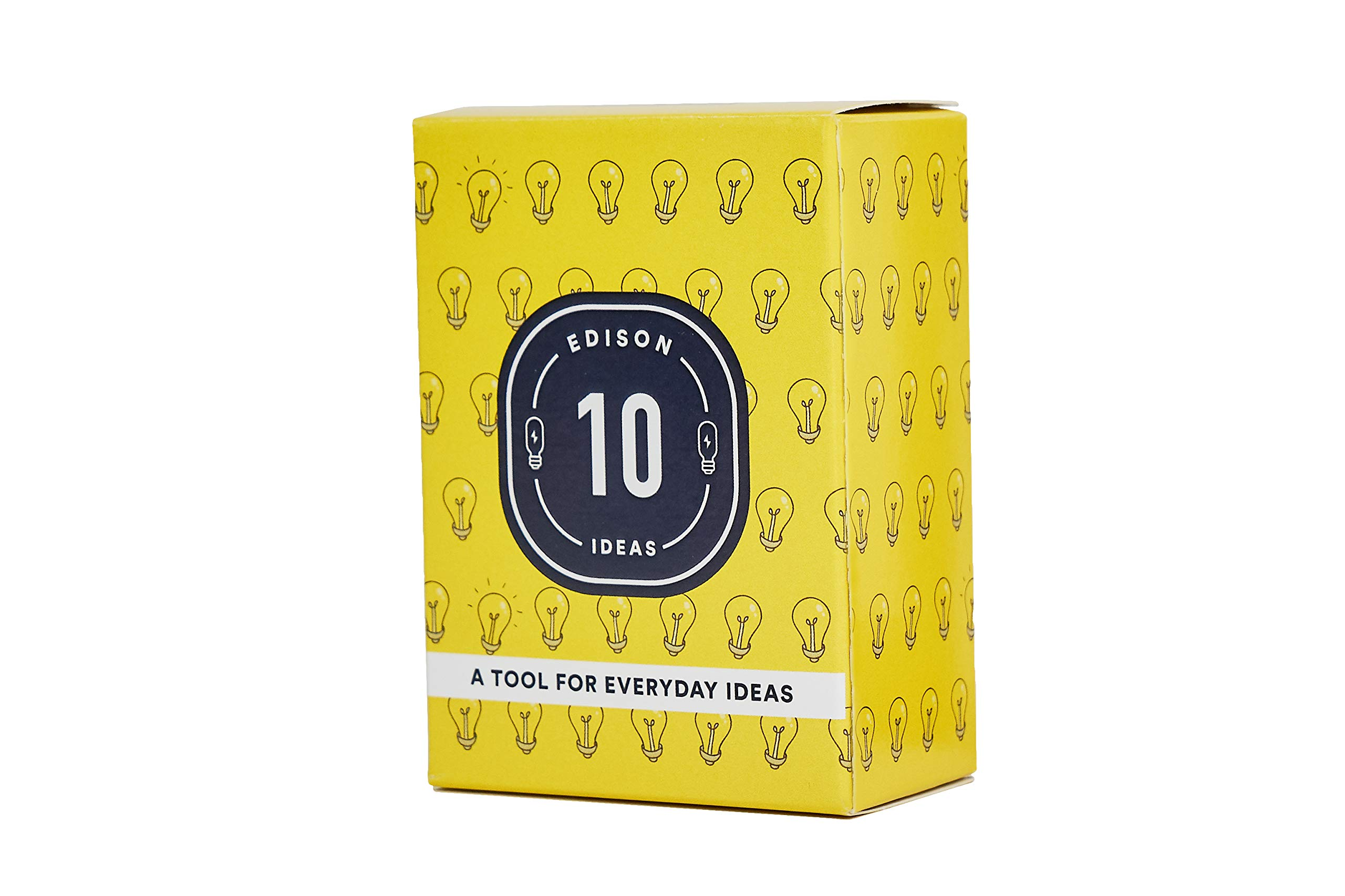 Journaling Prompt Cards - Idea Generation Set - Activity to Think of Ideas, Build Mental Muscles, Morning Routine, Become Smarter - Activity for Mindfulness and Guidance
