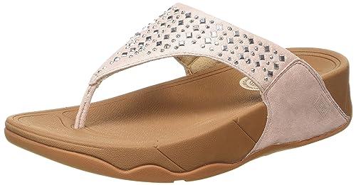 251c1d334dea Fit Flop Women s Novy Black Sandals  Buy Online at Low Prices in ...