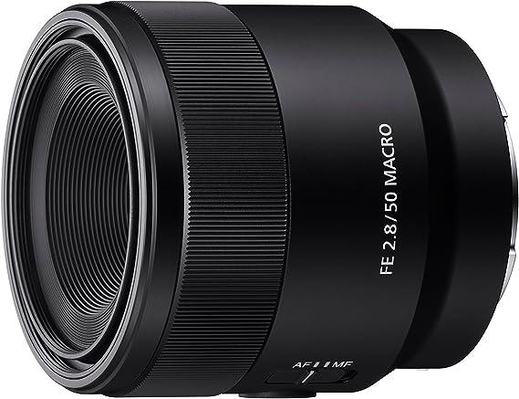 Sony Sel 50m28 Makro Objektiv Festbrennweite 50 Mm F2 8
