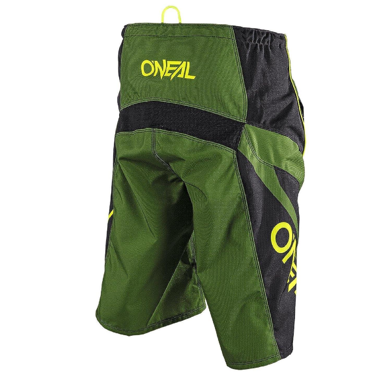 O Neal Element FR Shorts Blocker Grün Schwarz Hose MTB DH AM MX Enduro  Offroad, 1078-5, Größe 38 54  Oneal  Amazon.fr  Sports et Loisirs e7050a8f4c18