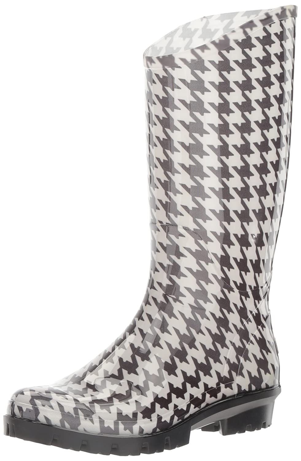 Columbia Women's Rainey Tall Rain Boot B01HFHYKGK 9 B(M) US|Cool Grey/Wild Salmon
