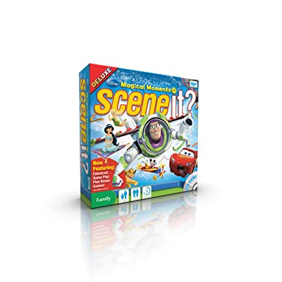 Scene It? Disney Magical Moments: Toys & Games