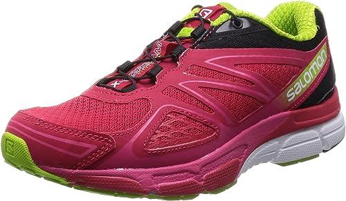 Salomon X Scream 3D Black Sport Shoes