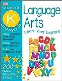 DK Workbooks: Language Arts, K [With Sticker(s)]