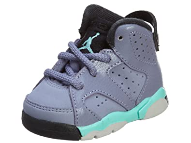 628d1d36035  645127-508  AIR Jordan 6 Retro TD Toddlers Sneakers AIR JORDANIRON Purple  BLEACHEDE