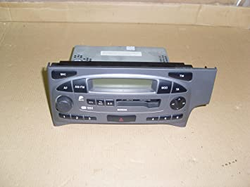 Nissan Primera P11e Radio Tape Cassette Stereo Code Amazon Co Uk
