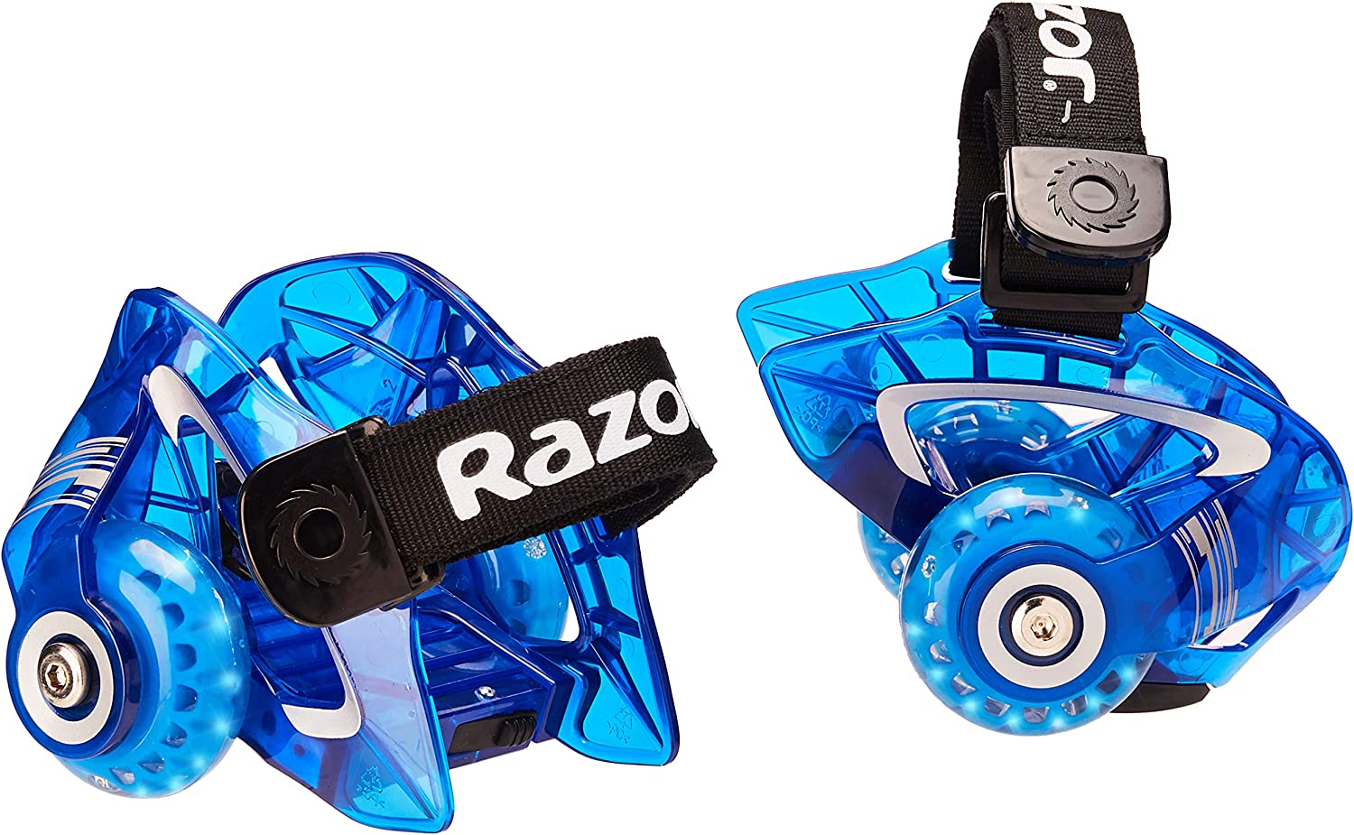 [Razor] Jetts DLX Heel Wheels - 青 141[並行輸入]