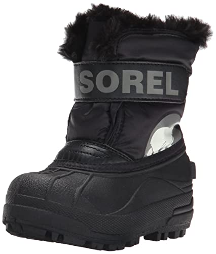 Fur-Lined Nylon Snow Commander Boots Sorel PzYIzjRL4