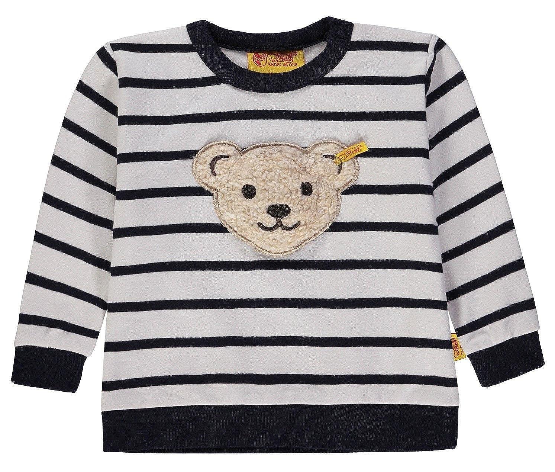 Steiff Baby Jungen Sweatshirt Quietschb/är 6843633