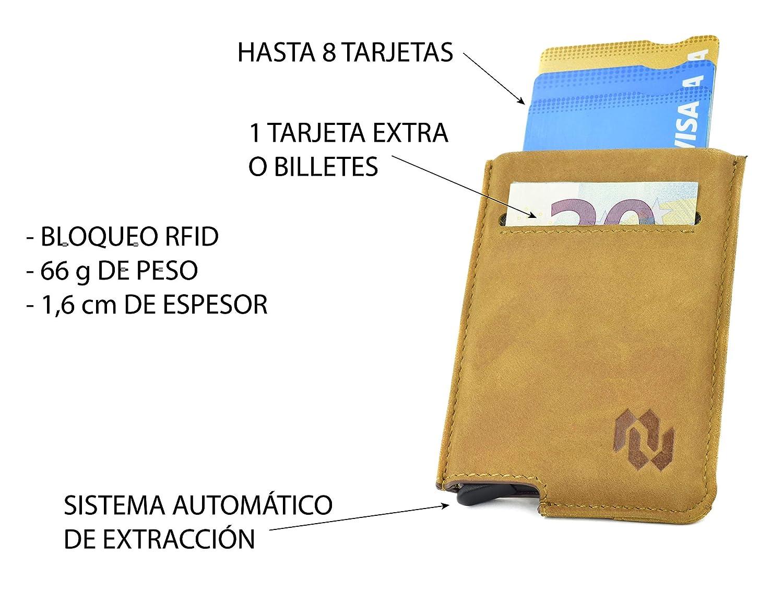 Oferta Cartera de piel minimalista Rango Project por 14 euros (Cupón descuento) 1 cartera billetero xiaomi