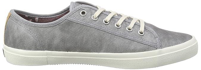 Napapijri Beaker, Sneakers Basses Homme - Gris - Grau (Sleet Gray N84), 41