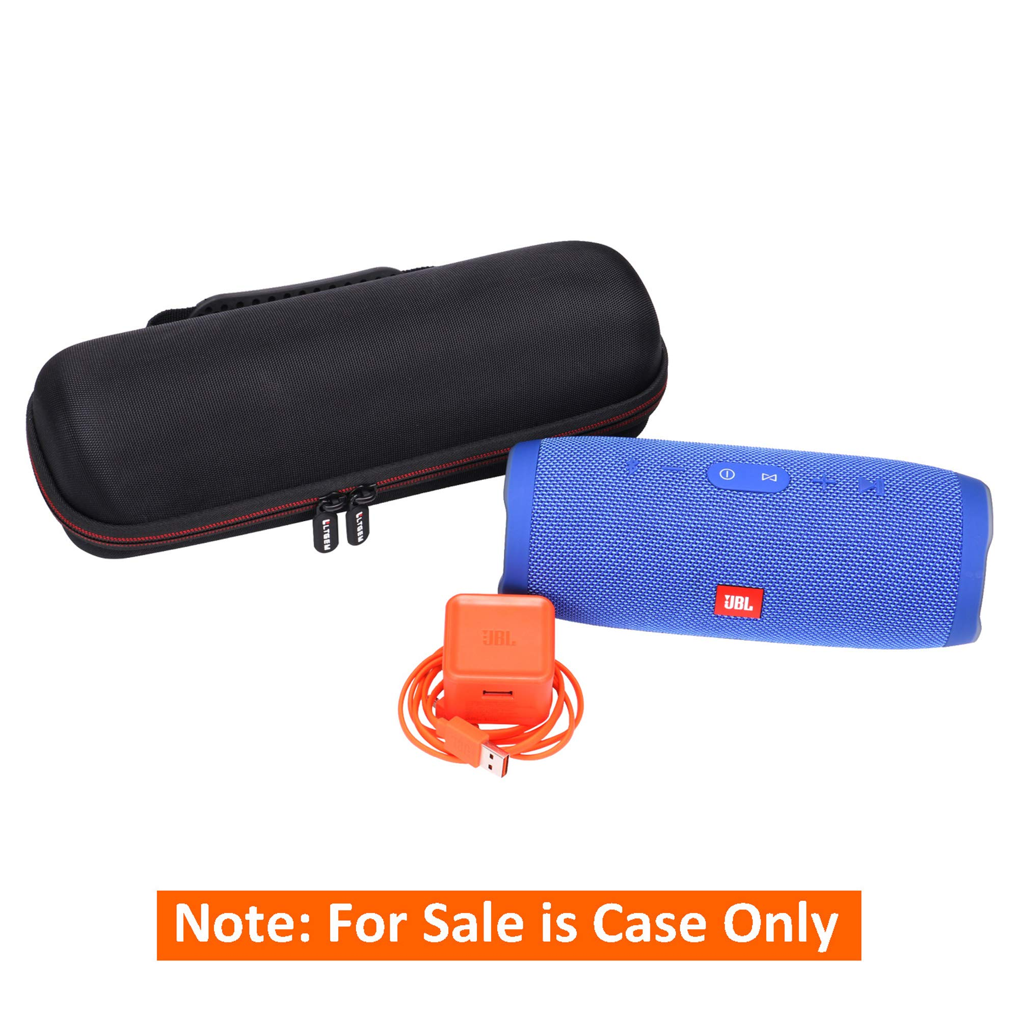 LTGEM Case for JBL Charge 3 Waterproof Portable Wireless Bluetooth Speaker. Fits USB Cable and Charger. [ Speaker is Not Include ] by LTGEM (Image #6)