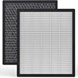 LV-PUR131 Filter Rotalo LV-PUR131 Replacement Air Filter, True HEPA Replacement Filter with 1 Activated Carbon Pre…