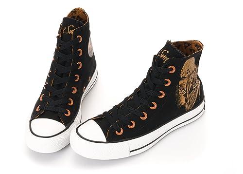 Converse 143250C - Zapatillas para hombre Black/Sudan: Amazon.es: Zapatos y complementos