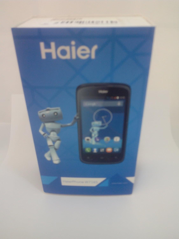 Haier Smartphone w716s Dual SIM Blanco Android Dual Core: Amazon.es: Electrónica
