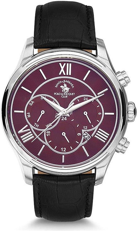 Santa Barbara Polo Racquet Club SB.7.1113.2 - Reloj de Pulsera ...