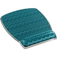 3M Gel Wrist Rest for Keyboard - Designer Series Green