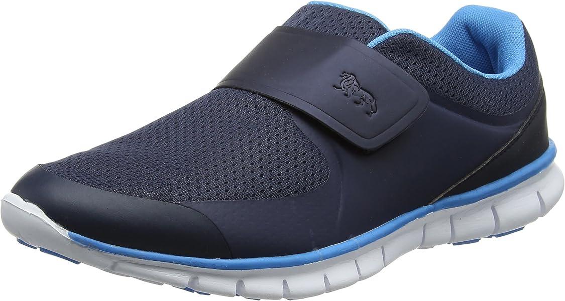 Lonsdale Lima Velcro, Zapatillas de Deporte para Exterior para Hombre