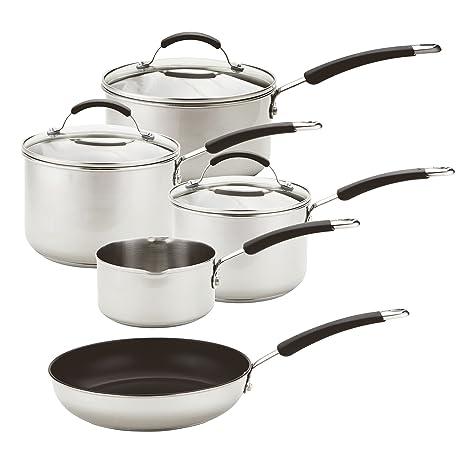 Meyer - Utensilios de cocina de inducción Meyer de acero ...