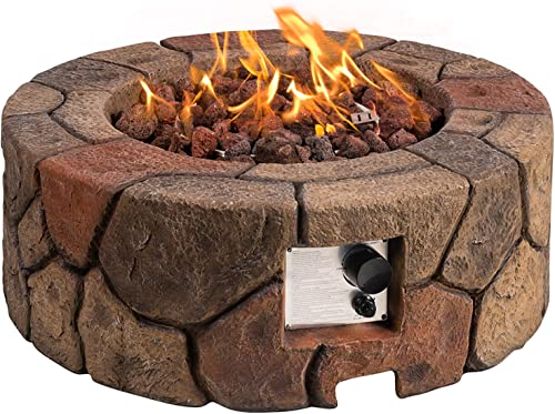Dmode Outdoor Propane Fire Pit